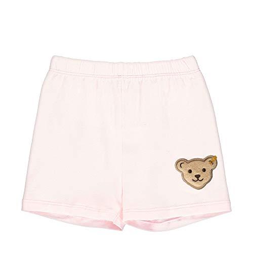 Steiff Baby-Mädchen Shorts, Rosa (Barely Pink 2560), 56 (Herstellergröße: 056)