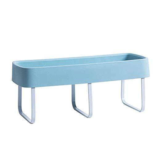 Diaod Toalla Rack - Rack de Almacenamiento de baño Estantería de Pared Aseo Baño de Toallas (Color : B)
