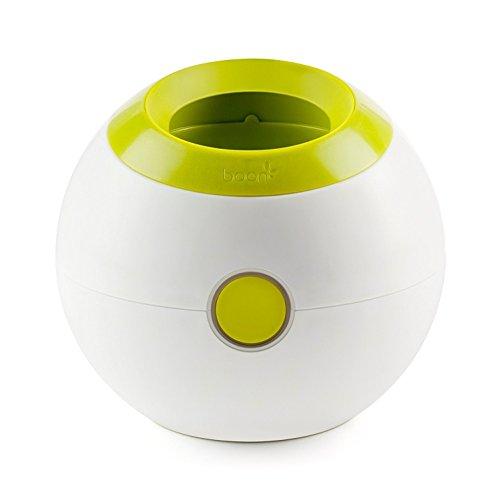 Orb Bottle Warmer - White/Green