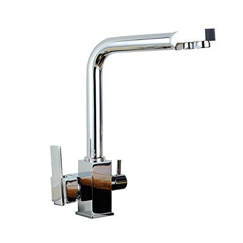 Rubinetto rubinetto senza miscelatore Rubinetto rubinetto miscelatore rubinetto cucina calda e fredda
