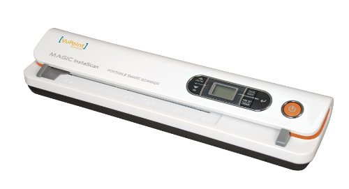 Find Bargain VuPoint Solutions Magic InstaScan Handheld Portable Scanner with Auto Sheet Feed, White...
