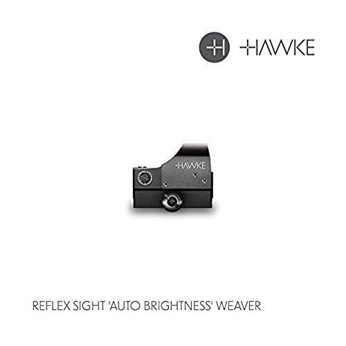 Hawke Reflex Sight Zieloptik, schwarz, M