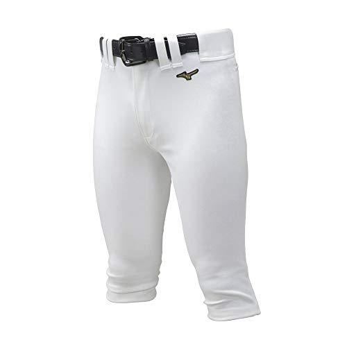 ミズノ(MIZUNO) ストレッチ練習用パンツ(ショートフィット) 12JD9F13 01 ホワイト L