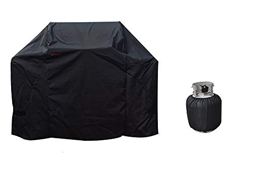 BBQ Coverpro 7139 Fit for Weber Spirit 220 and 300 Series Gas Grills-Black Covers Grill