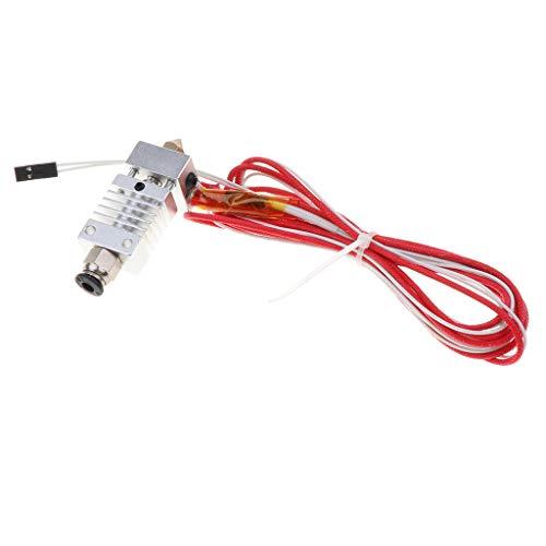 #N/A Kit Actualizado De Extrusores De 24 V con Bloque Calefactor Y Boquilla De 0.4 Mm para CR10