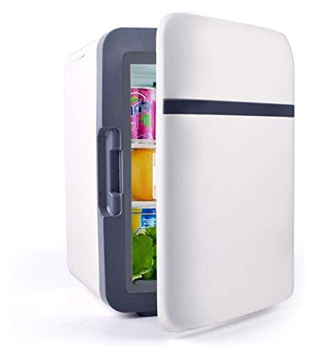 SHUHANG Refrigerador de Coches con Mini Nevera de 10 litros y refrigerador de 12 voltios de 240 voltios para Viajar y Fresco portátil (Size : 25x24.5x32cm)