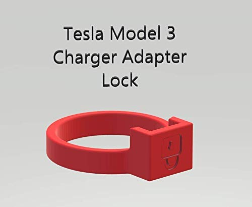 Tesla Model 3 / Y J1772 Charger Adapter Lock