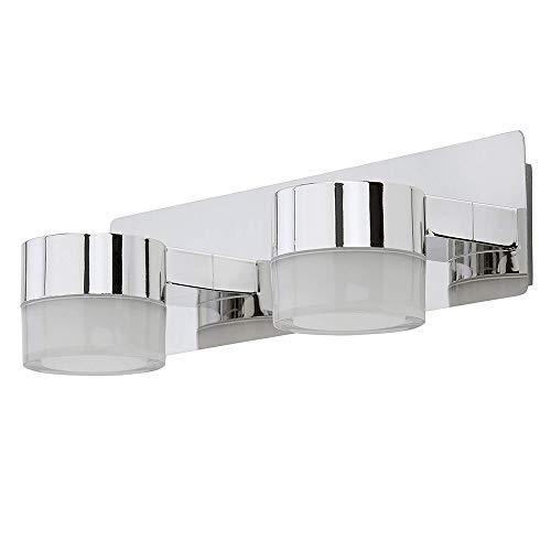 BRILONER lampen wandlamp 2247-028 2x LED-module 5W 400 lumen design