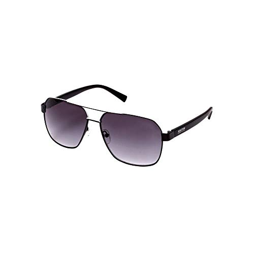 Kenneth Cole Reaction KC2843 Shiny Black/Gradient Smoke One Size