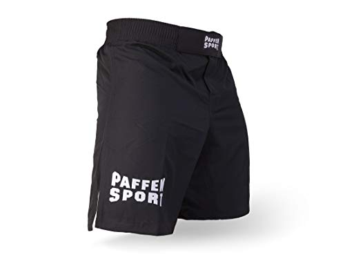 Paffen Sport Allround Kampfsport-Short; schwarz; GR: M