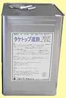 竹林化学工業 タケトップ遮熱 20㎏ ホワイト