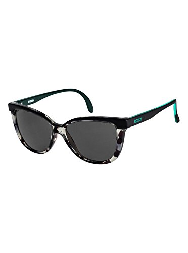 Roxy Kinder Sonnenbrille Coco Shiny Tortoise Grey Black Youth
