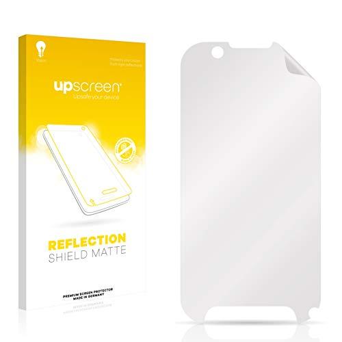 upscreen Entspiegelungs-Schutzfolie kompatibel mit Benefon p331 – Anti-Reflex Bildschirmschutz-Folie Matt