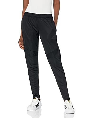 adidas Women's Standard Tiro 19 Pants, Black/Black, X-Small