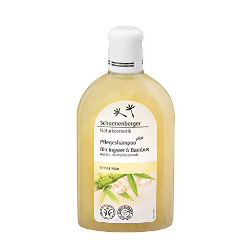 Schoenenberger - Pflegeshampoo plus Bio Ingwer & Bambus - 250 ml