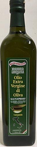 Olio Extra Vergine di Oliva Natives Olivenöl Extra buonappetito Nonna Angela