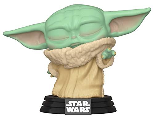 Star Wars Mandalorian Pop The Child (Baby Yoda) Force Wielding # 385 Edición Especial