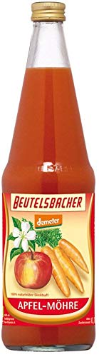 Beutelsbacher Bio Apfel-Moehren-Saft (6 x 700 ml)