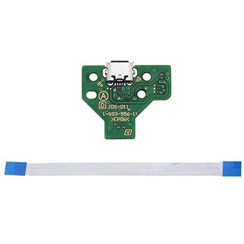 ENET USB-oplaadpoort oplader Socket Board JDS-030 compatibel met PS4-controller