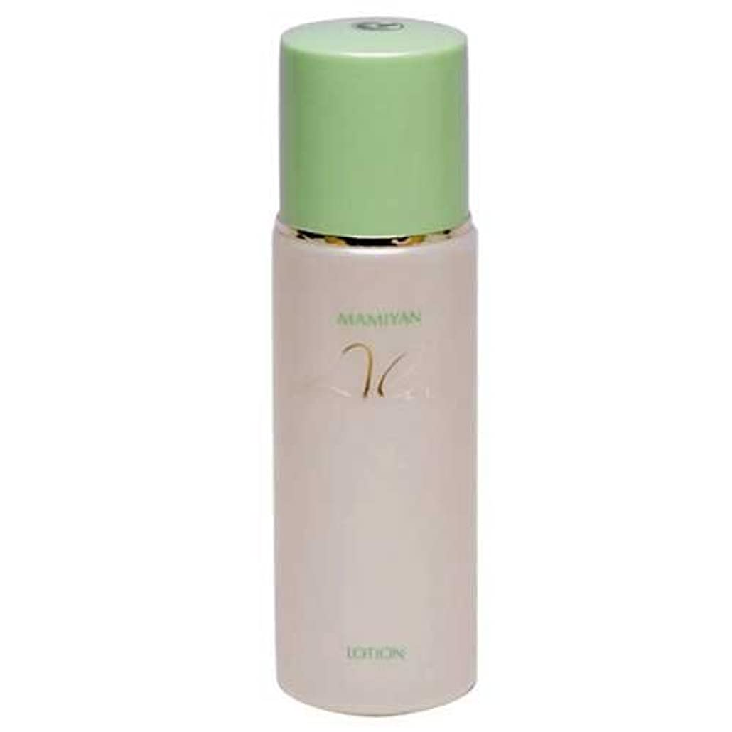 解き明かす検査規範マミヤンアロエ基礎化粧品シリーズ アロエローション 120ml 肌にやさしくなじむ化粧水
