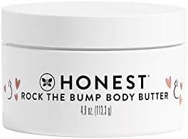 The Honest Company Mama Care Body Butter 4oz Tub