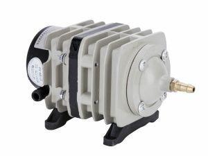 Kolben-Kompressoren ACO 208/OSAGA LK 35 als Belüfterpumpe für Gartenteiche