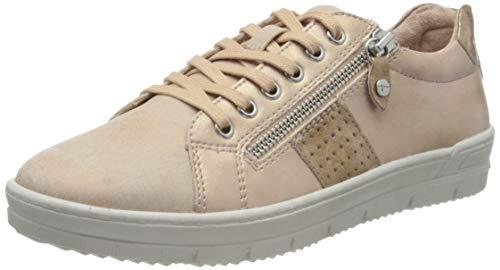 Tamaris Damen 1-1-23605-24 Sneaker, Pink (Rose Comb 596), 42 EU