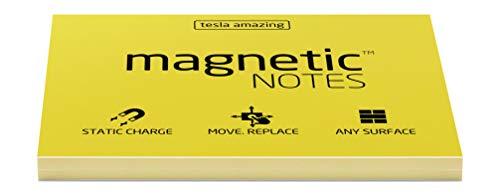 ウインテック 付箋 魔法のふせん magnetic NOTES Mサイズ イエロー MNM-Y