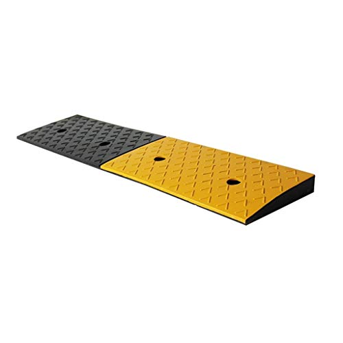 C-J-Xin Anti-slip Road Drempel Rampen, Service Area Factory Step Ramps Fiets Tricycle Off-road Voertuig Ramps Grootte: 98 * 22 * 4CM, 99,4 * 25 * 6CM slijtvast