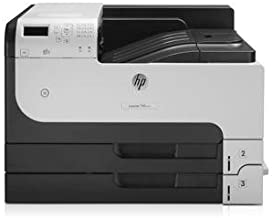 HP LaserJet Enterprise 700 Printer M712dn - Printer - monochrome - Duplex - laser - A3/Ledger - 1200 dpi - up to 40 ppm - capacity: 600 sheets - USB, Gigabit LAN, USB host