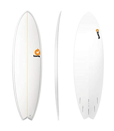 Tabla de surf TORQ Epoxy 6,6 Pinlines De Pescado