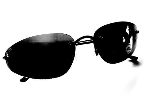 Le Troll Matrix-Brille, Version Neo Révolution zweites Modell + Tasche