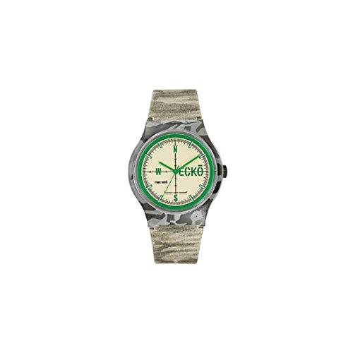 Reloj MARC ECKO E06509M1 Verde Unisex
