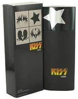 Kiss Him by Kiss Eau De Toilette Spray 3.4 oz / 100 ml for Men