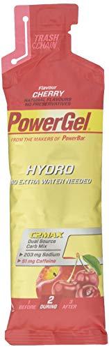PowerBar PowerGel Hydro Kirsch mit Koffein 24 Stck, 1er Pack (1 x 24 x  67ml)
