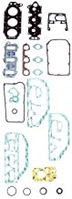 OMC/JOHNSON/EVINRUDE 60 HP 1986-1988, 65 HP 1972-1986, 70 HP 1974-1985, 75 HP 1975-1989 Complete Power Head Gasket Kit 3 CYL. WSM 500-135 OEM# 390078