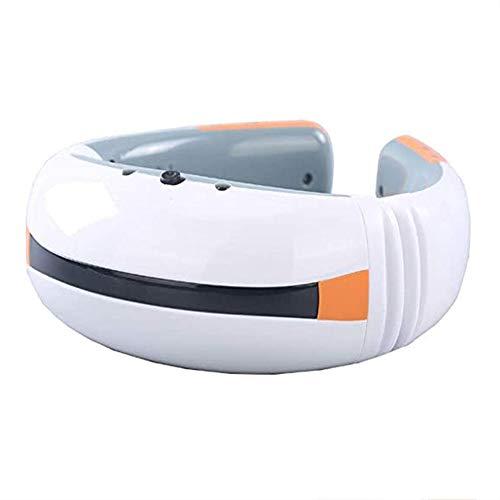 WANGXN Elektrisch Massagegeräte Für Nacken, Nackenmassagegerät, TENS Puls Technologie + U Design, Kabellose 3D Reise Nackenmassage, Geschwindigkeiten Muskel Schmerzlinderung