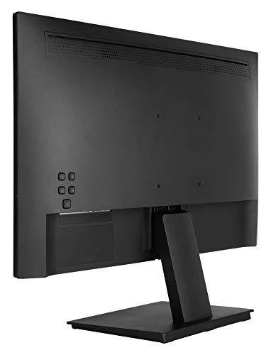 HKC MB24S1 Full HD Monitor 24 Zoll (VGA, HDMI, VA Panel, 1920 x 1080 Pixel, 60 Hz) schwarz