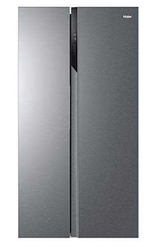 Haier HSR3918ENPG Side-by-Side / 528 Liter / Leise / Multi Airflow / Total No Frost