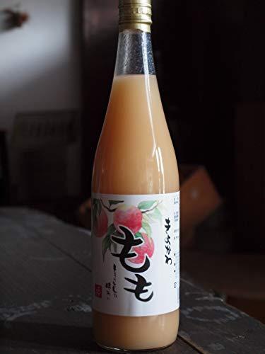 桃ジュース 九州大分県きよかわ産 濃厚果汁90% 720ml