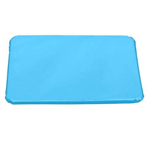 Cool Bed Mat Pad Almohada de gel de refrigeración refrigerada natural de la oficina almohada hielo para viajes comodidad cómoda almohada sueño sueño