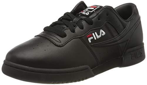 Fila Original Fitness Schuhe 1vf80174-00, Scarpe da Ginnastica Basse Uomo, Nero (Black 1vf80174-001), 42 EU