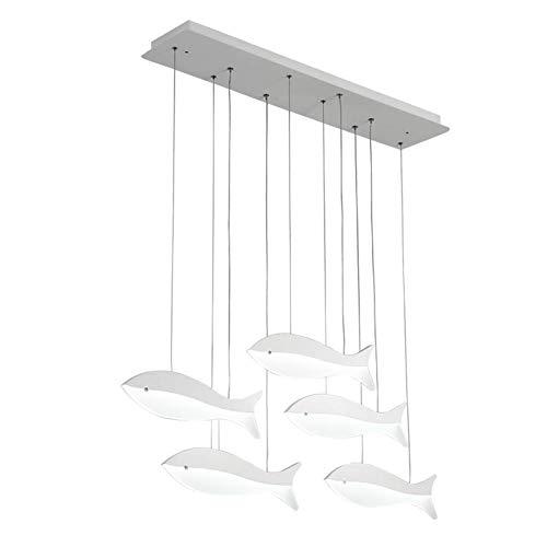 Wandlamp, Certo Conversation Starter, decoratie van de kamer, kandelaar, elegant, Art-Deco Design voor kinderen, restaurant-B-smaak, ijzer en acryl, wandlampen Warm white Een