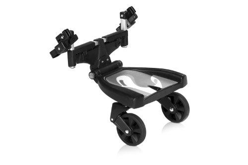 Innovaciones MS 1002 - Transportín, color negro + dibujo