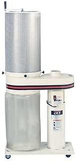 JET 708642CK DC-650CK 1-Horsepower 650 CFM Canister Dust Collector, 115/230-Volt 1-Phase