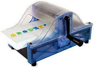 Zip'eMate AccuCut Personal Die Cutting Machine - BLUE