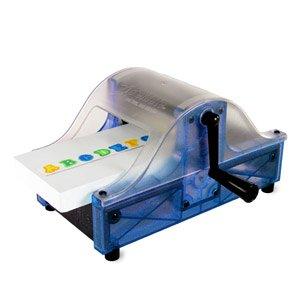 Zip eMate AccuCut Personal Die Cutting Machine - BLUE