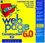 Web Page Construction 6.0 Deluxe