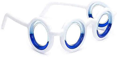 Gafas de náuseas y mareos de viaje, para adultos y niños, 2 unidades