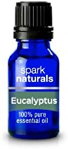 Eucalyptus Essential Oil 15ml Spark Naturals - 100% Pure Therapeutic Grade, Highest Organic Quality, Aromatherapy, Natural Product- Diffuser & Humidifier Friendly